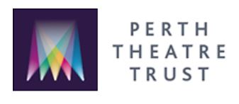 Perth Theatre Trust - logo